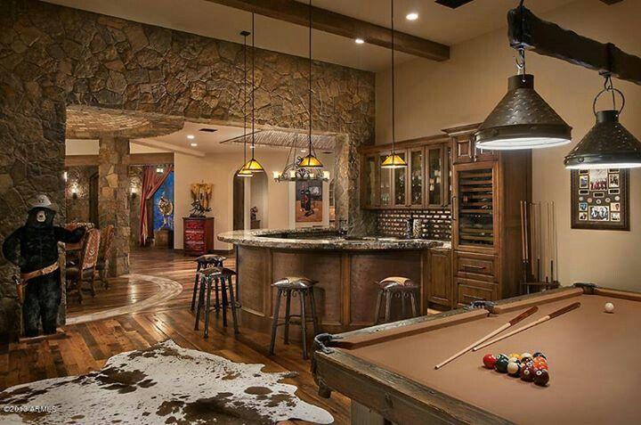 basement bar area bar plans pinterest