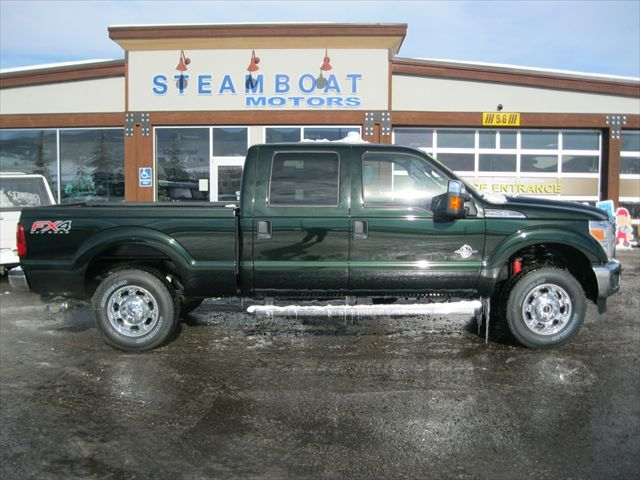 steamboat motors ford