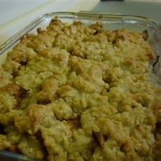 Brenda's Apple and Pomegranate Crisp | Recipes to Try | Pinterest