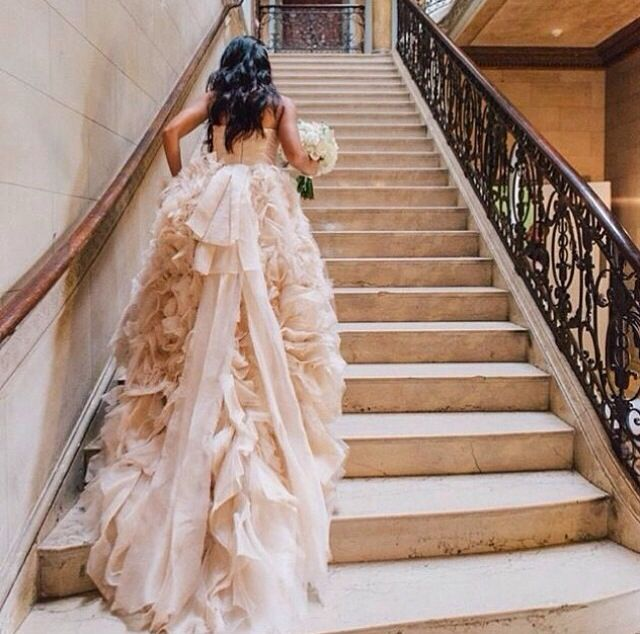 F Wedding Dress