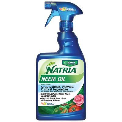 Bayer Advanced 24 Oz Ready To Use Natria Neem Oil