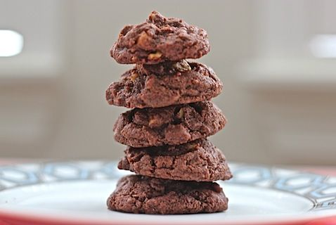 Kathleen King's Chocolate Thumbprint Cookies Recipes — Dishmaps