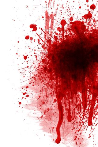 gallery for blood splatter wallpaper iphone
