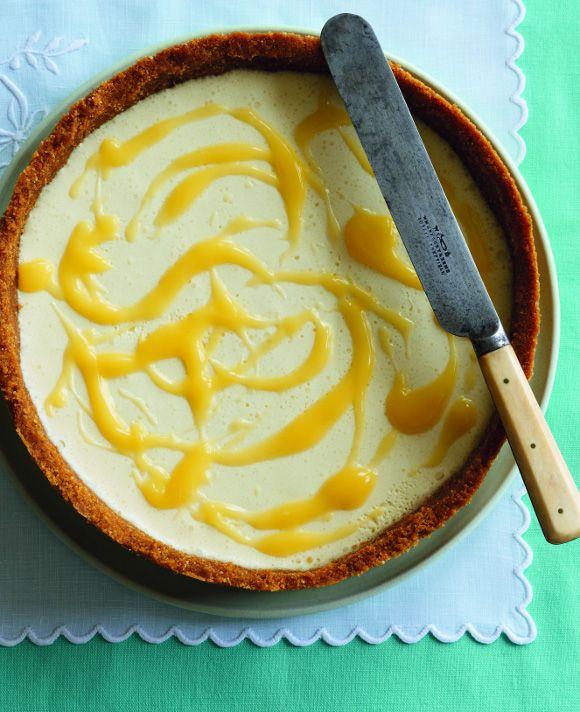 Lemon-ginger-cheesecake | Baking | Pinterest