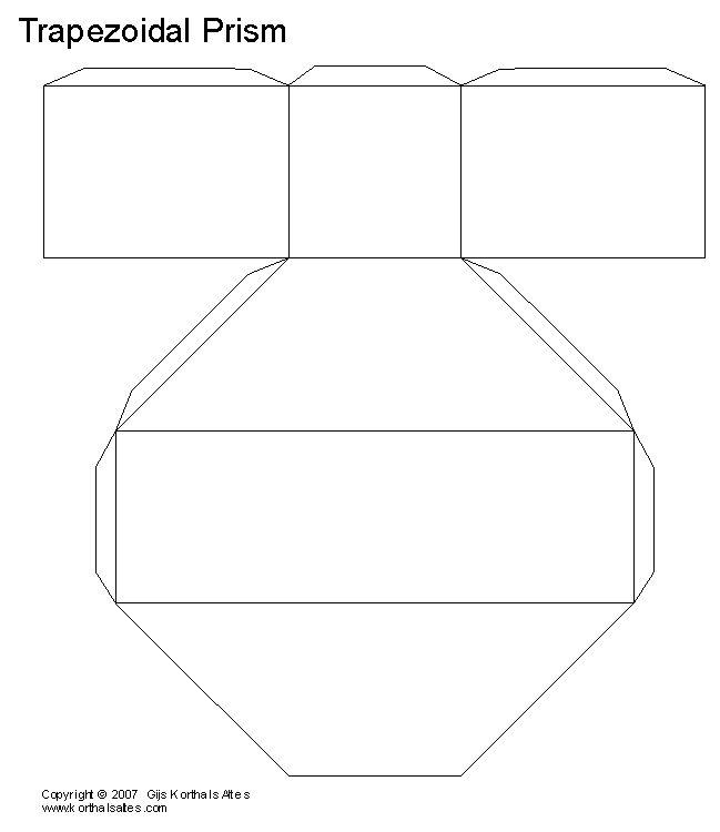 Trapezoidal Pri...