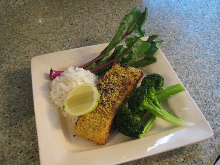 Panko Crusted Salmon | Home Cooking Made Easy | Pinterest
