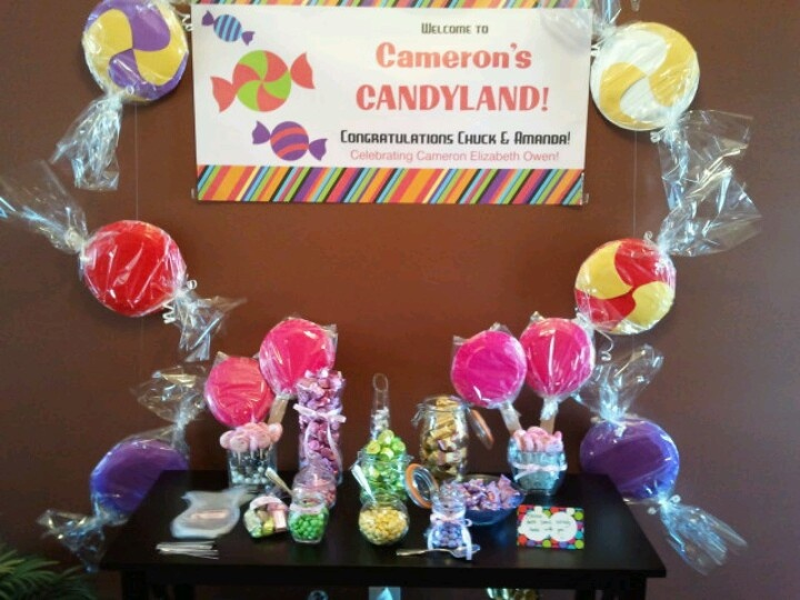 candyland themed baby shower miscellaneous pinterest