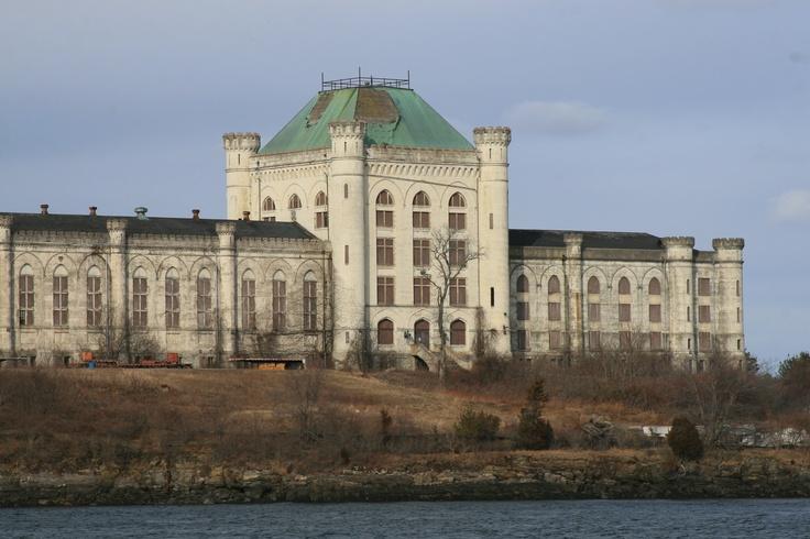 Old Navy Prison, Portsmouth NH.