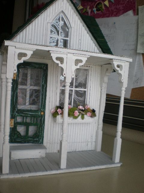 shabby chic garden and potting sheds Pinterest