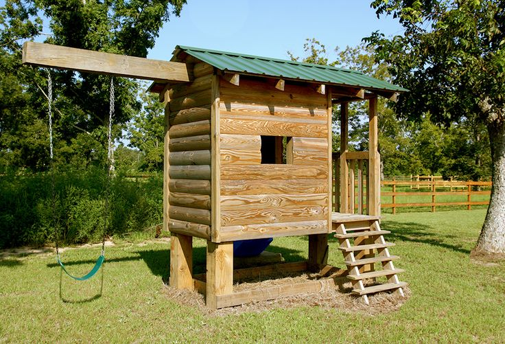 Pinterest discover and save creative ideas for Kids cabin playhouse