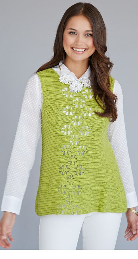 Crochet Now Magazine : ... buy the Jan. 2014 issue of Crochet Today magazine. I like this tunic