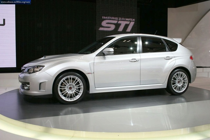 subaru impreza hatchback sti review