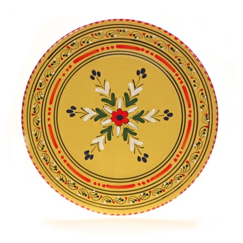 Soleil de Provence Decorative Plate