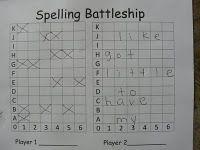 spelling battleship - brilliant!!