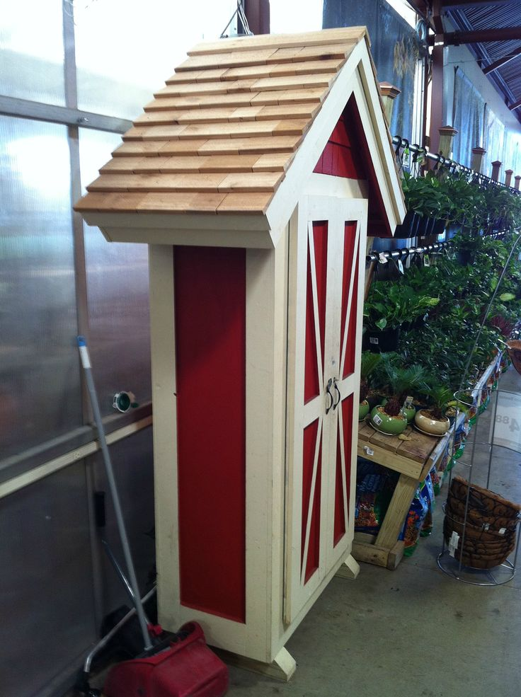 small garden tool shed things to do pinterest