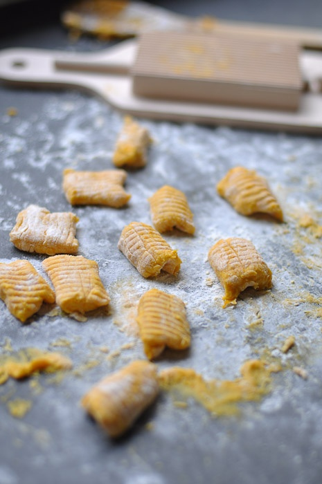 Pumpkin Gnocchi - this looks amazing! | Food to try | Pinterest