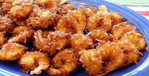 Coconut Shrimp with Sweet Chili Mayo. | Recipes | Pinterest