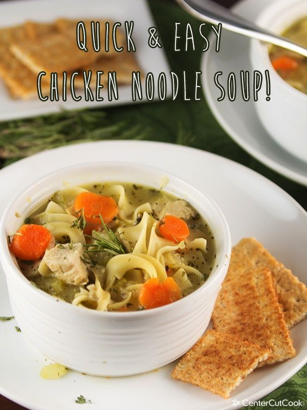 ... quick and easy chicken noodle soup quick and easy chicken noodle soup