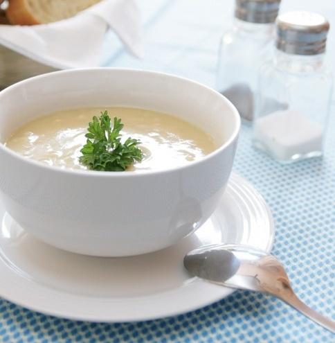 Cream of Celery Soup Recipe | Soups | Pinterest