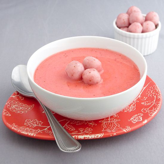 blueberry soup chilled watermelon soup chilled zucchini soup chilled ...