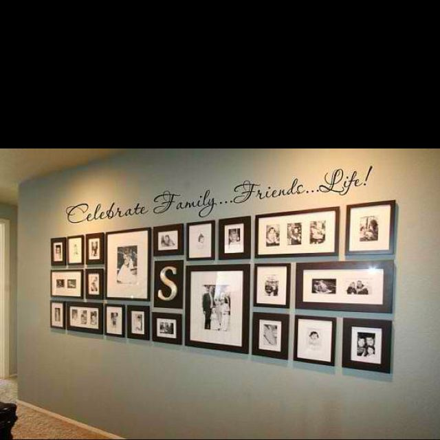 Love this wall!