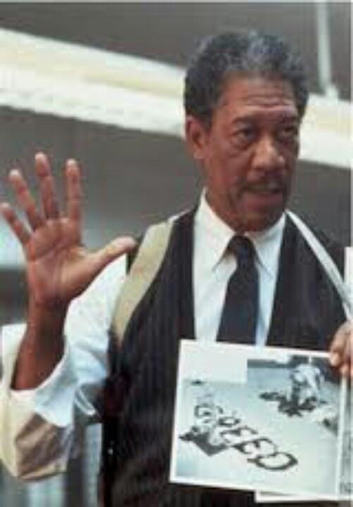 Morgan Freeman - Seven...