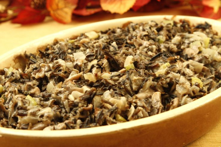Avis Hatheway's wild rice dressing | Recipe