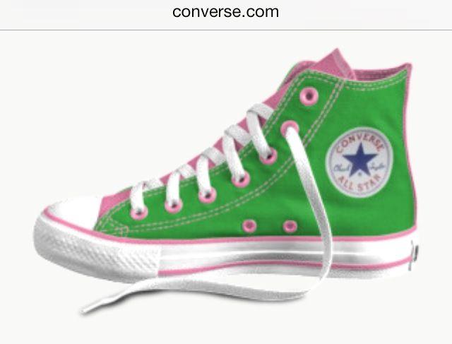 pink and green shoes future aka
