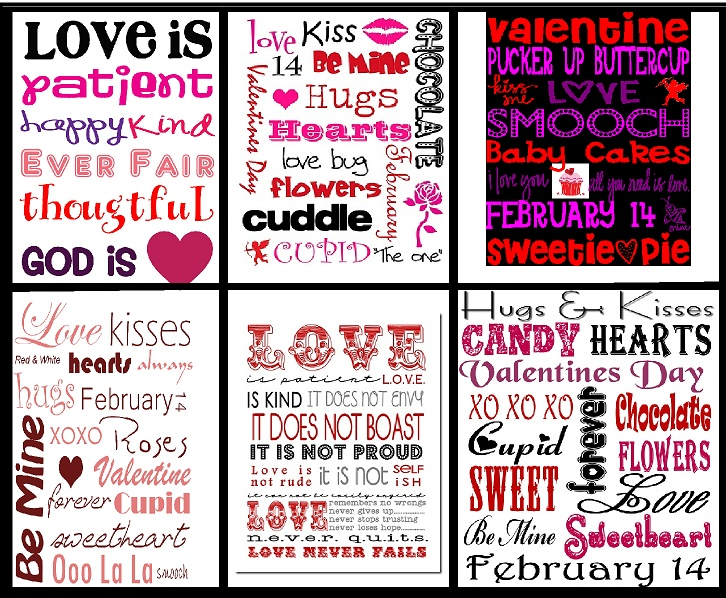 free valentine's day activities worksheets
