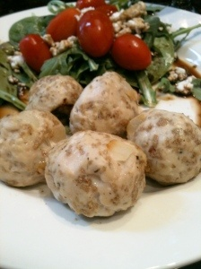Herbed turkey meatballs | Main Dishes to try | Pinterest