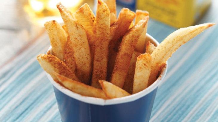 Old Bay Boardwalk Fries Recipe   Recipes   Pinterest