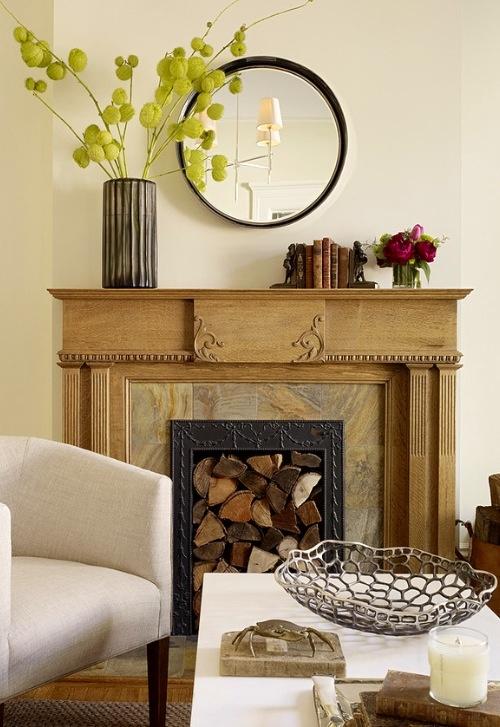 Mantle Decor Inspiration Home Decor Ideas Pinterest
