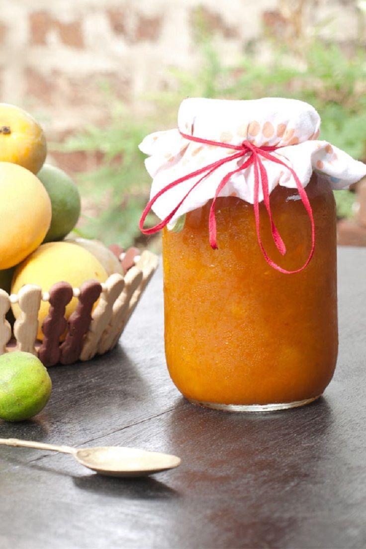 Mango Jam | Canning | Pinterest