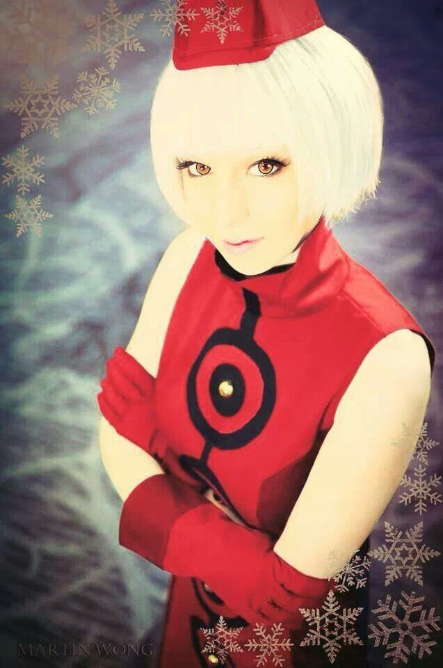 Electric Lady Cosplay