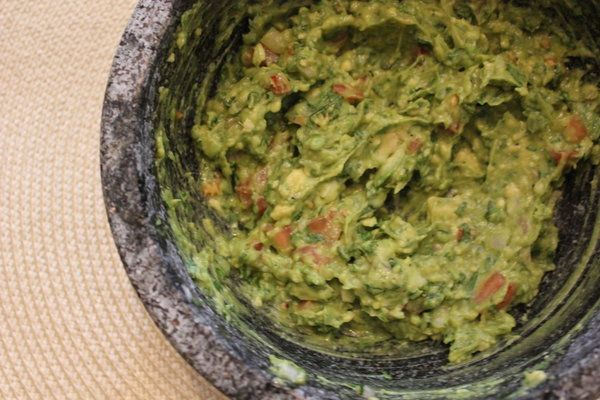 ... Money Mindful Meals: Baked Tortilla Chips and Roasted Garlic Guacamole
