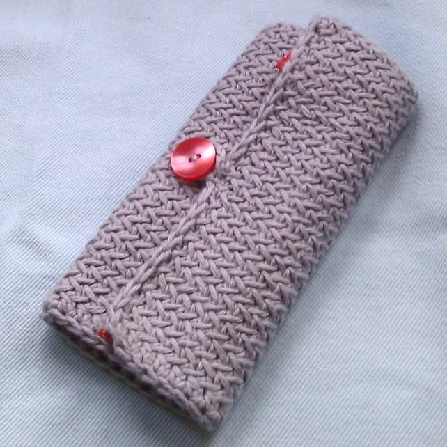 Crochet Hook case ?14.00 Quiet Time Pinterest