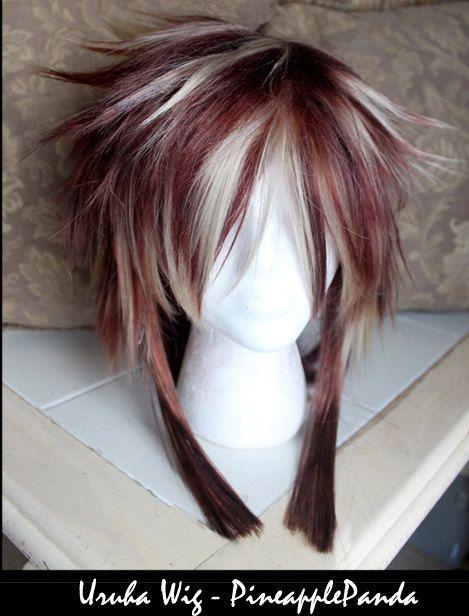 Visual Kei Wigs 51