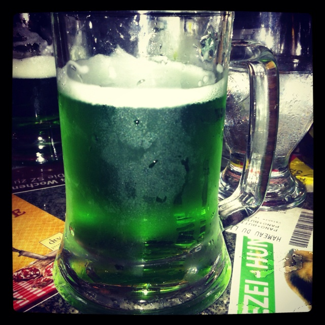 St Patrick 39 S Day Drink Drinks Pinterest