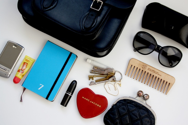 Cygnet: What's In My Bag?