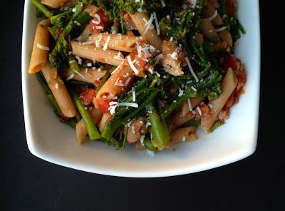 Penne with Sausage and Broccoli Rabe | Recipe