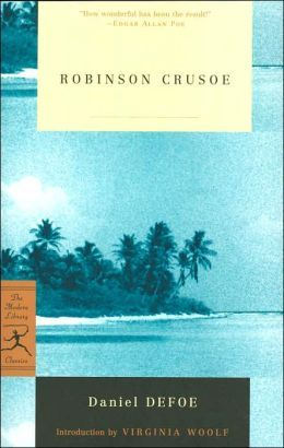 Virginia woolf essay on robinson crusoe