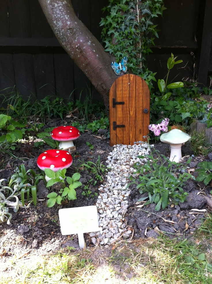 my little fairy garden fairy gardens pinterest