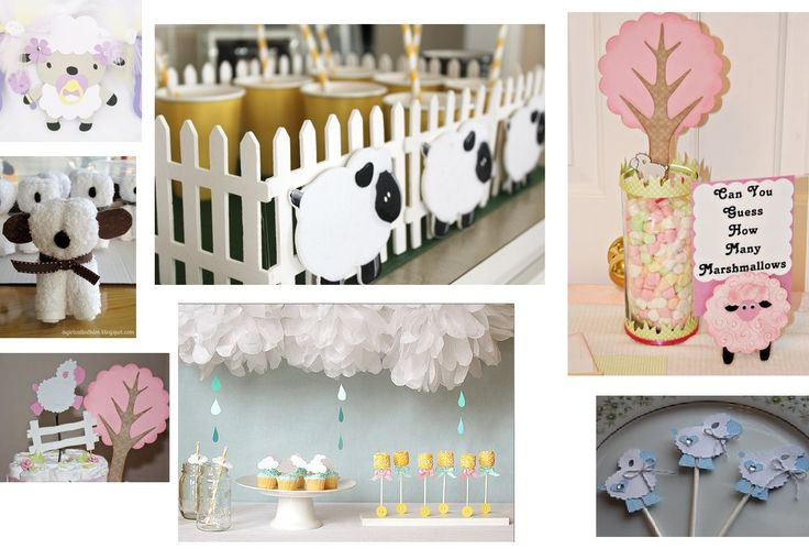 baby shower food ideas baby shower ideas lamb theme