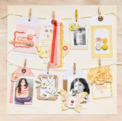 Stephanie Dagan for Crate paper
