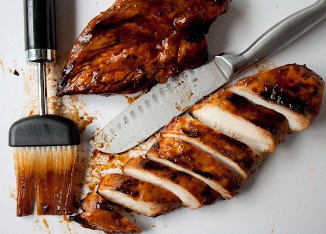 barbecue chicken - make your own barbeque sauce