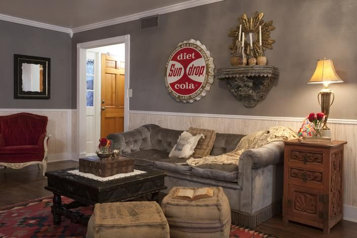 the cowboy the gypsy living room for hgtv episode now see reruns on