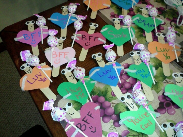 homemade valentines day cards toddlers