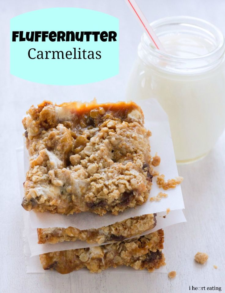 chocolate chip oatmeal cookie bars is caramel chocolate chip oatmeal ...