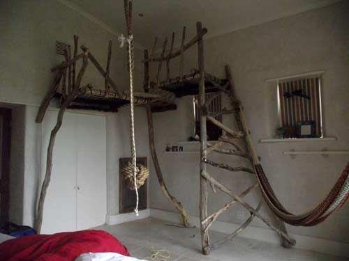 Bedroom dream catcher jungle gym kids pinterest