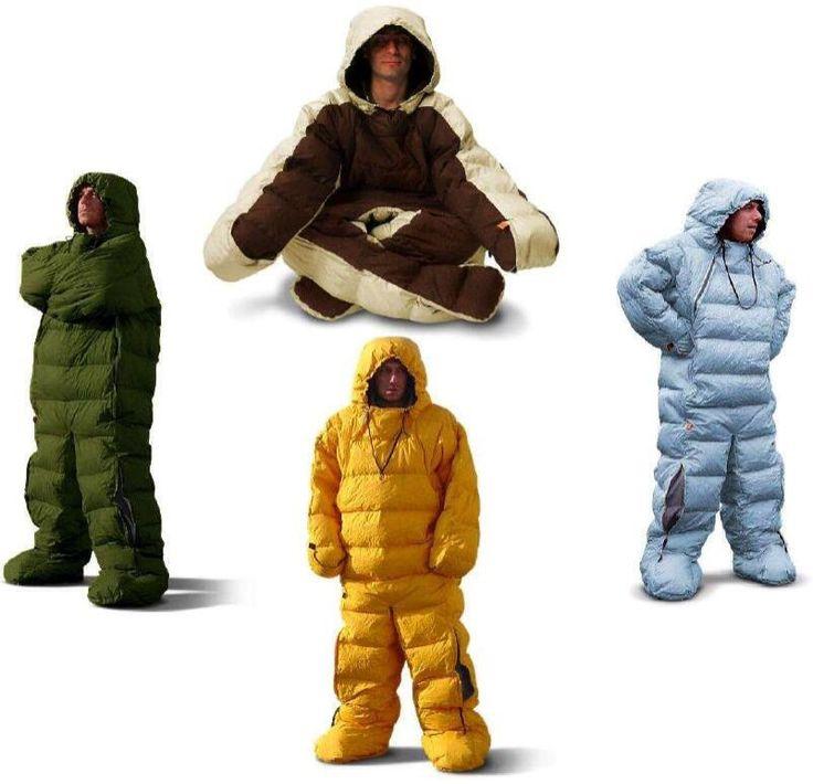 walking around sleeping bags sleeping bags pinterest. Black Bedroom Furniture Sets. Home Design Ideas